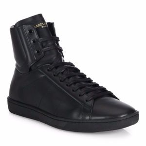 SAINT LAURENT MEN SNEAKER SHOES